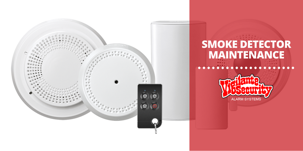 , Smoke Detector Maintenance