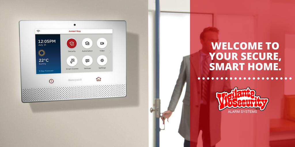 , Honeywell Lyric | Welcome to your secure, smart home.