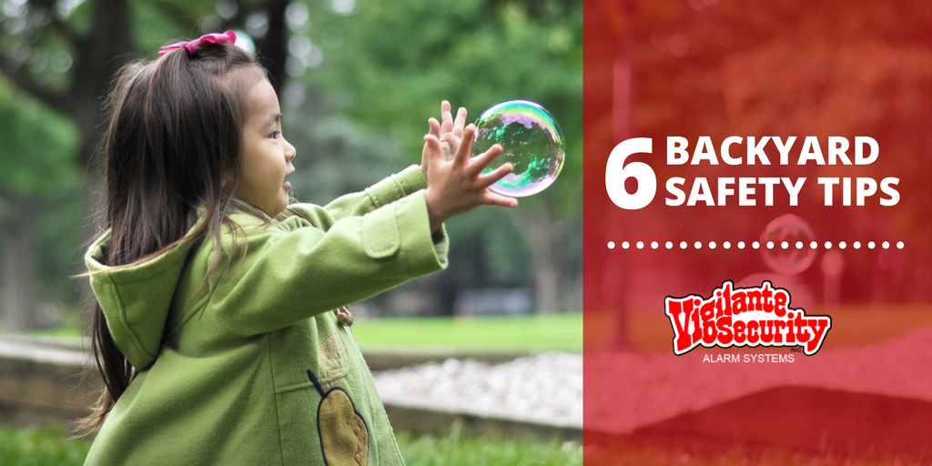 , 6 Ways to Make Your Backyard Safer For Your Kids