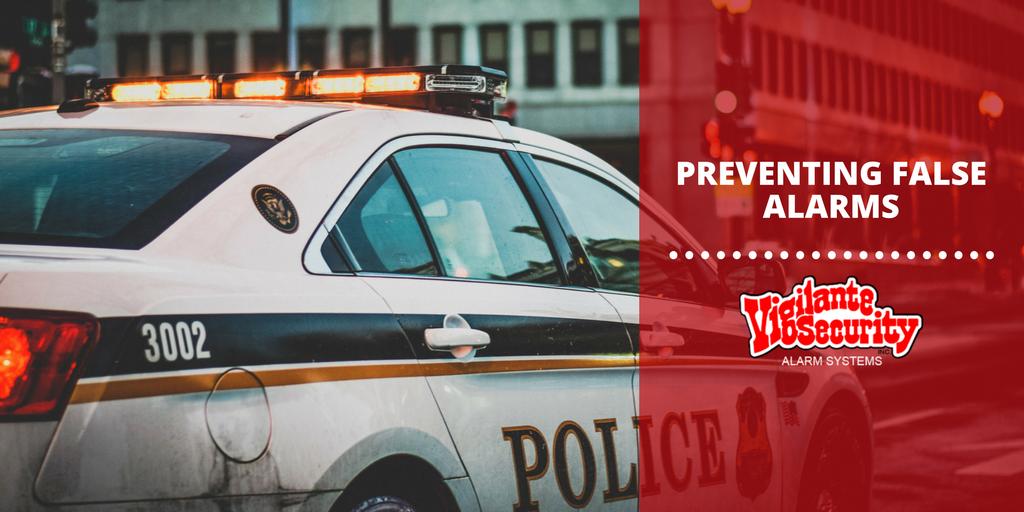 Preventing False Alarms