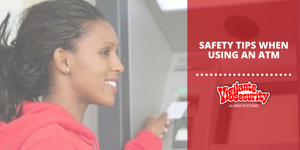 safety tips when using atm