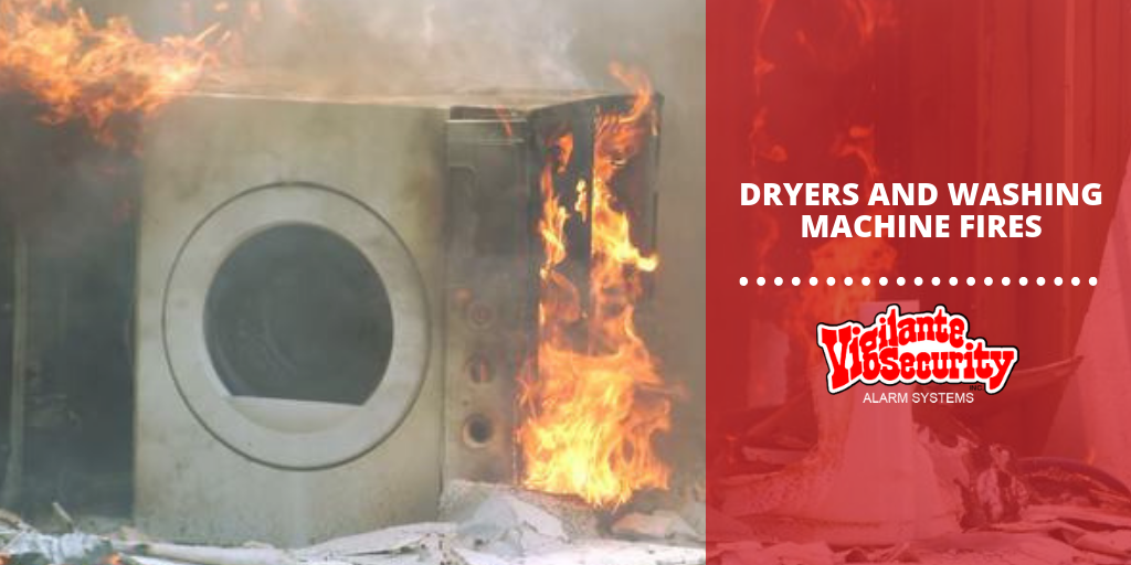 Dryers and Washing Machine Fires