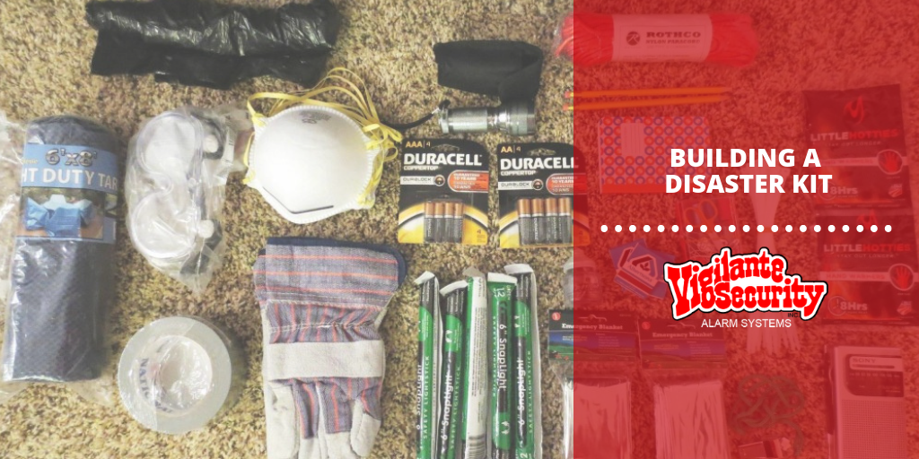 building a disaster kit