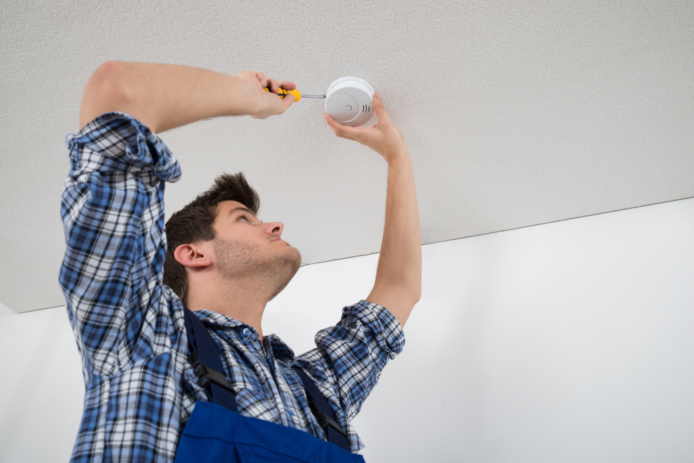 Carbon Monoxide Detector Placement